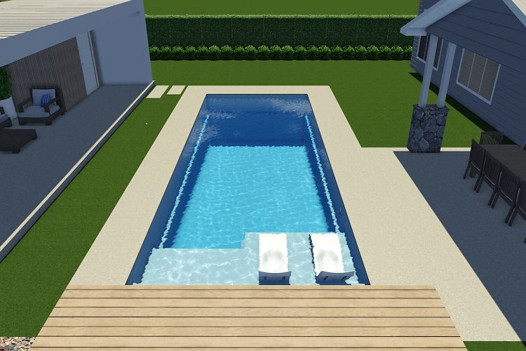 Leisure Pool 7