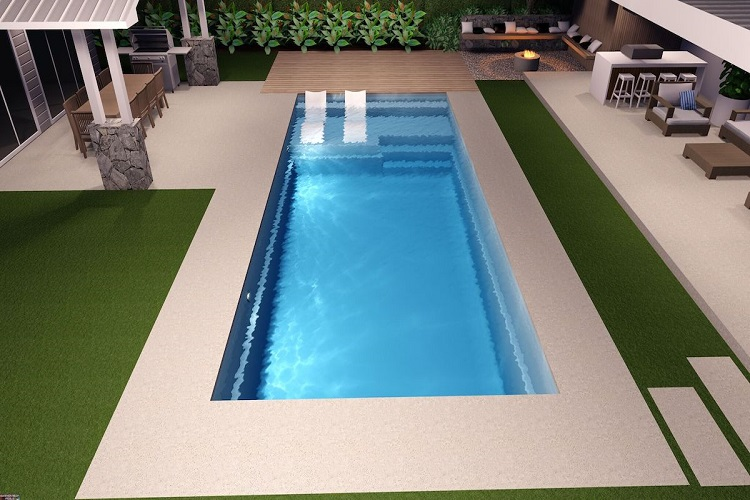 Leisure Pool 6