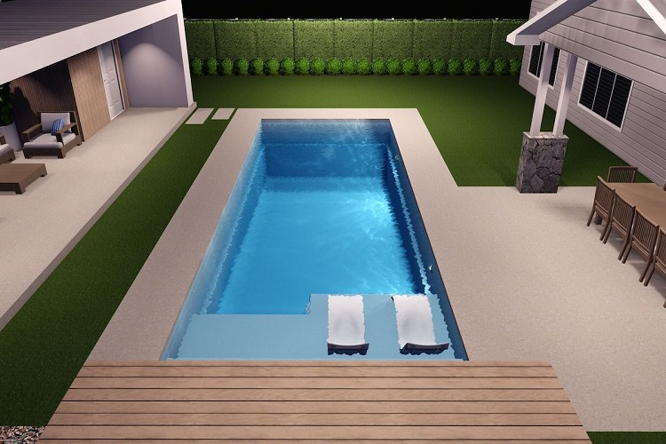 Leisure Pool 5