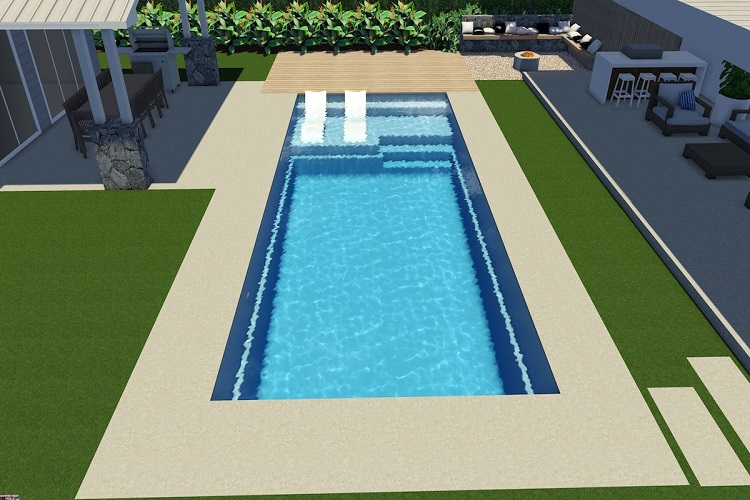 Leisure Pool 4