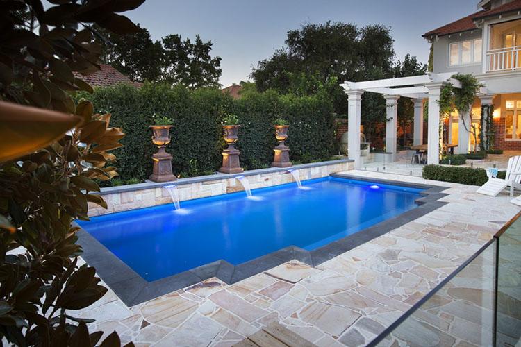 Monaco Pool 8.5m x 4.4m 2