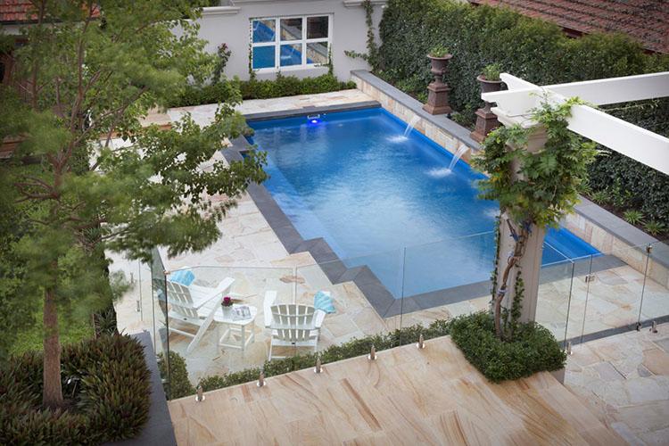 Monaco Pool 8.5m x 4.4m 1