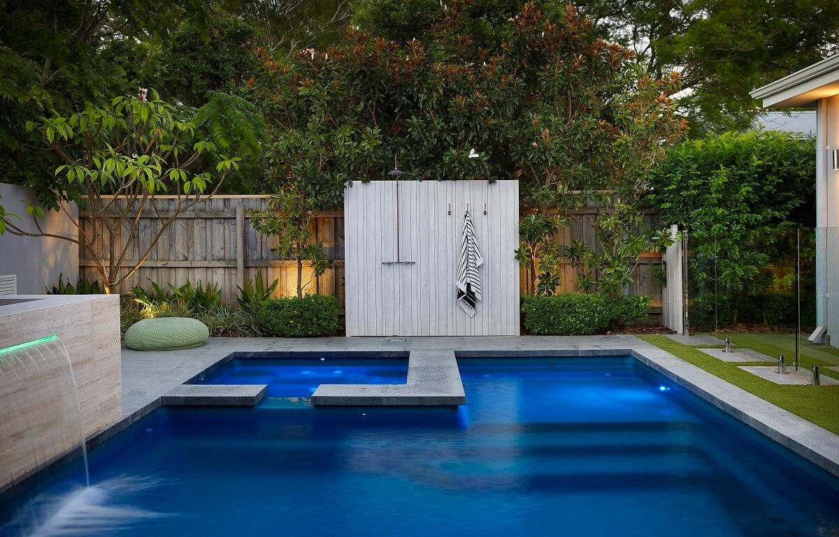 Brooklyn Pool & Spa 7.6m x 4.4m 1