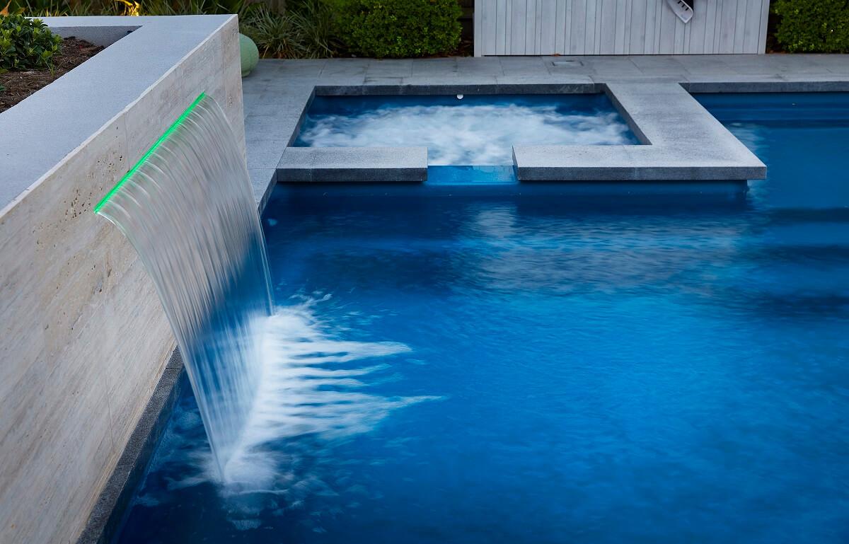 Brooklyn Pool & Spa 7.6m x 4.4m 4