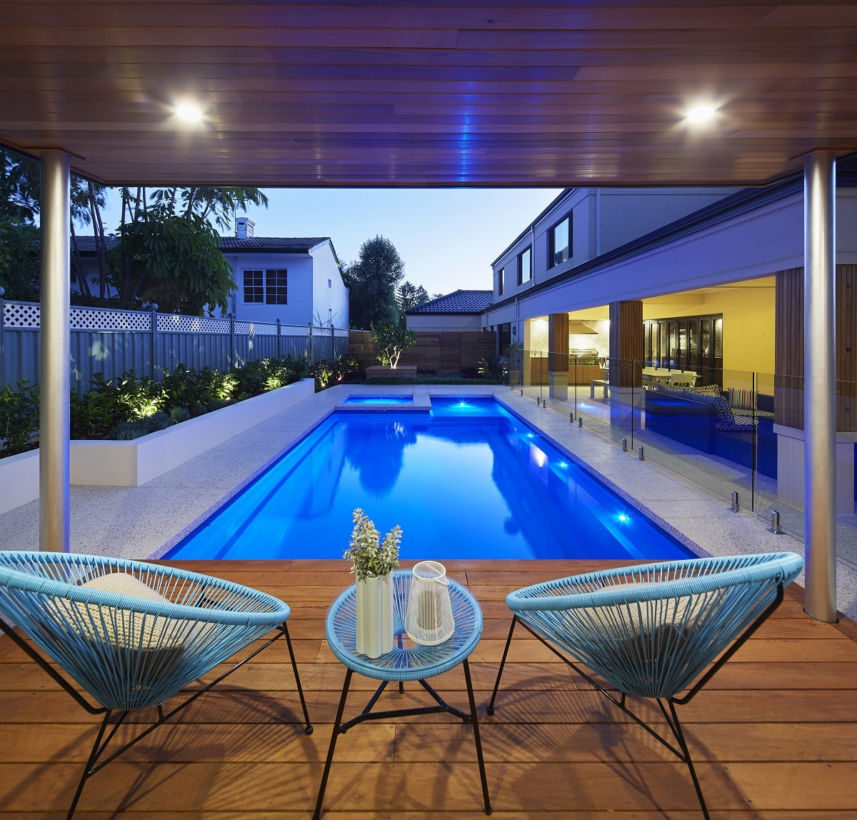 Brooklyn Pool & Spa 9.6m x 4.4m 3
