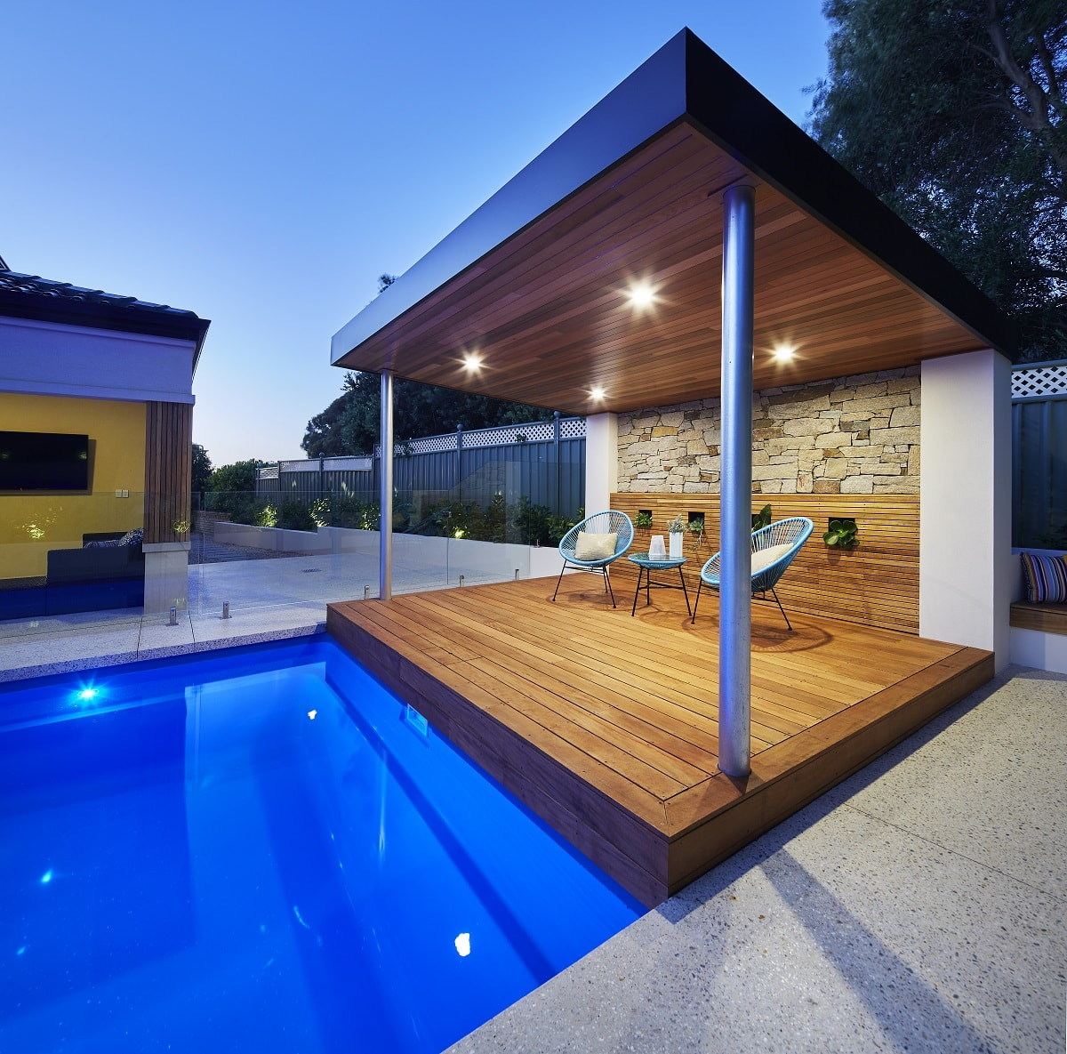 Brooklyn Pool & Spa 9.6m x 4.4m