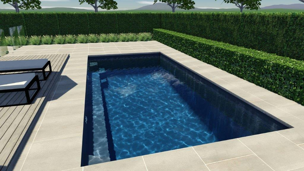 7.5m x 3.6m  Horizon Pool
