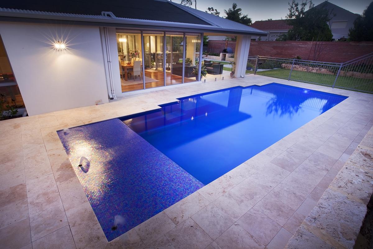 Monaco Pool 9.5m x 4.4m 4